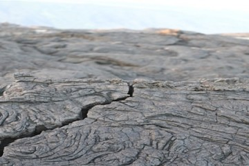 Coastal Lava Flow
